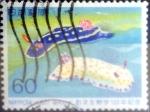 Sellos de Asia - Japón -  Scott#1736 intercambio, 0,35 usd 60 y, 1987