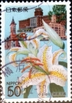 Stamps Japan -  Scott#Z637 intercambio, 0,65 usd  50 y, 2004