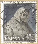 Sellos de Europa - España -  Aniver. Ntra. Sra. de la Merced - San Pedro Nolasco