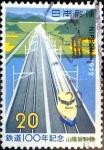 de Asia - Japón -  Scott#1109 intercambio, 0,20 usd 20 y, 1972