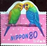 de Asia - Japón -  Scott#2614c intercambio, 0,40 usd 80 y, 1998
