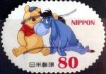 Sellos de Asia - Japón -  Scott#3522a intercambio, 1,25 usd 80 y, 2013