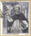 Sellos de Europa - España -  Aniver. Ntra. Sra. de la Merced - San Raimundo de Peñafort