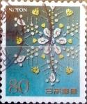Stamps Japan -  Scott#3617d intercambio, 1,25 usd 80 y, 2013