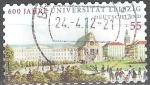Sellos de Europa - Alemania -  600 Aniv de la Universidad de Leipzig.