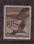 Sellos de Europa - Austria -  correo aéreo