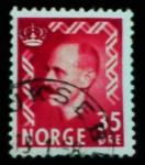 Sellos del Mundo : America : Noruega :