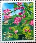 Sellos de Asia - Japón -  Scott#Z692 intercambio, 0,65 usd 50 y. 2005