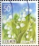 Stamps Japan -  Scott#Z656 intercambio, 0,65 usd 50 y. 2005
