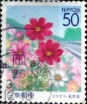 Stamps of the world : Japan :  Scott#Z585 intercambio, 0,60 usd 50 y. 2003