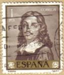 Sellos de Europa - España -  Jose de Rivera 'EL ESPAÑOLETO'