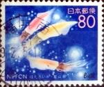 Sellos de Asia - Japón -  Scott#Z287 intercambio, 0,75 usd 80 y. 1999