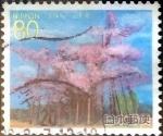 Stamps Japan -  Scott#Z402 intercambio, 0,75 usd 80 y. 2000