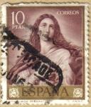 Sellos de Europa - España -  Jose de Rivera 'EL ESPAÑOLETO' La Inmaculada