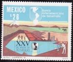 Sellos de America - México -  BANCO INTERAMERICANO DE DESARROLLO