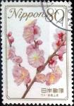 Sellos de Asia - Japón -  Scott#3085 intercambio, 0,55 usd 80 y. 2008