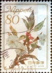 Sellos de Asia - Japón -  Scott#3103 intercambio, 0,60 usd 80 y. 2009