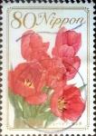 sellos de Asia - Japón -  Scott#3199 intercambio, 0,90 usd 80 y. 2010
