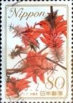sellos de Asia - Japón -  Scott#3202 intercambio, 0,90 usd 80 y. 2010