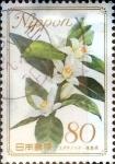 sellos de Asia - Japón -  Scott#3213 intercambio, 0,90 usd 80 y. 2010