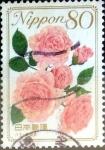 Stamps Japan -  Scott#3310 intercambio, 0,90 usd 80 y. 2011