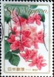 Stamps Japan -  Scott#3329 intercambio, 0,90 usd 80 y. 2011
