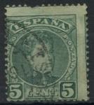 Sellos de Europa - España -  ESPAÑA_SCOTT 273 REY ALFONSO XIII. $0,2