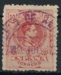 Stamps Spain -  ESPAÑA_SCOTT 299 REY ALFONSO XIII. $0,2