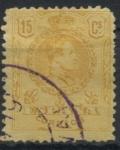 Stamps Spain -  ESPAÑA_SCOTT 310 REY ALFONSO XIII. $0,35