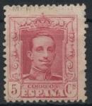 Sellos de Europa - España -  ESPAÑA_SCOTT 333 REY ALFONSO XIII. $1,5