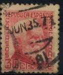 Sellos de Europa - España -  ESPAÑA_SCOTT 548.02 GUMERSINDO DE AZCARATE. $0,2