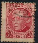 Stamps Spain -  ESPAÑA_SCOTT 549.01 GASPAR MELCHOR DE JOVELLANOS. $0,2