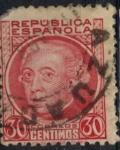 Stamps : Europe : Spain :  ESPAÑA_SCOTT 549.03 GASPAR MELCHOR DE JOVELLANOS. $0,2