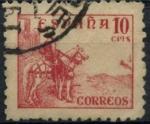 Sellos de Europa - España -  ESPAÑA_SCOTT 665 EL CID. $0,2