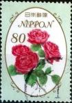 sellos de Asia - Japón -  Scott#3590 intercambio, 1,25 usd 80 y. 2013