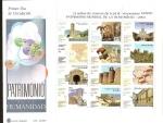 Stamps Spain -  Patrimonio Mundial de la Humanidad - HB en SPD