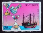 Sellos del Mundo : Asia : Corea_del_norte :