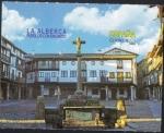 Stamps : Europe : Spain :  5042 -Pueblos con encanto. La Aberca ( Slamanca ).