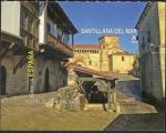 Stamps : Europe : Spain :  5044Pueblos con encanto. Santillana del mar ( Salamanca ). -