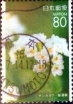 sellos de Asia - Japón -  Scott#Z726 intercambio, 1,10 usd 80 y. 2006