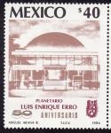 Stamps Mexico -  PLANETARIO