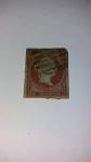 Stamps : Europe : Spain :  4 cuartos