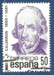 Stamps Spain -  Edifil 2648 Pedro Calderón de la Barca