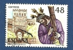 Stamps Spain -  Edifil 2899 Semana Santa de Sevilla