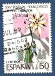 Sellos de Europa - España -  Edifil 2910 XXV Festival Folklórico de los Pirineos Java 50