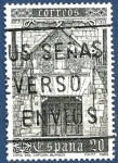 Stamps Europe - Spain -  Edifil 3000 Casa del Cordón 20