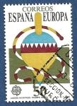 Sellos de Europa - España -  Edifil 3009 Trompo 50