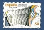 Sellos del Mundo : Europa : España : Edifil 3023 V Copa del Mundo de Atletismo 50