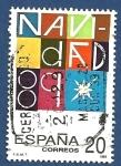 Sellos del Mundo : Europa : España : Edifil 3036 Navidad 1989 20