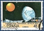Sellos del Mundo : Europa : España : Edifil 2876 Expo Sevilla 92 48